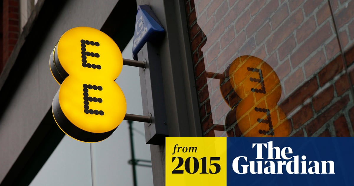 EE fined £1m by Ofcom for misleading customers | Business