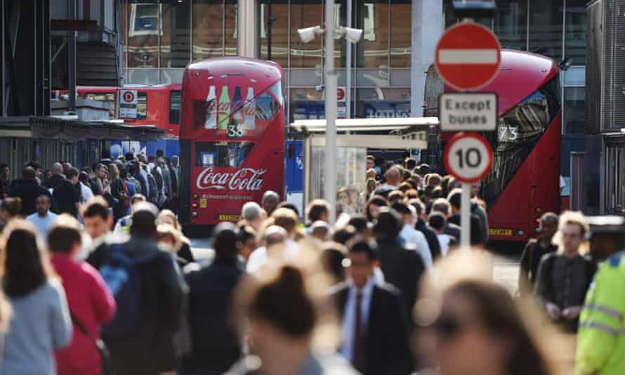 Last month's 24-hour tube strike caused widespread travel disruption in London.