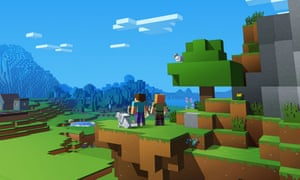 Minecraft at 10: a decade of building things and changing