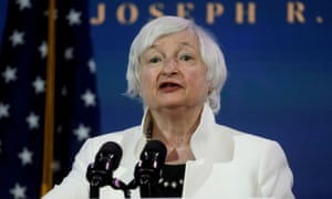 Janet Yellen said: 'We really need to make sure that our financial markets are functioning properly, efficiently and that investors are protected.'
