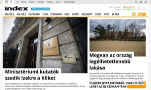 The Index.hu news website was not liable for reader comments on its forum, the European Court of Human Rights has ruled
