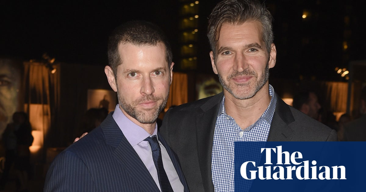 Game of Thrones creators Benioff and Weiss drop Star Wars movies for Netflix