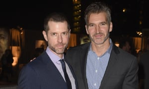 Game of Thrones DB Weiss and David Benioff are set to helm Confederate for HBO