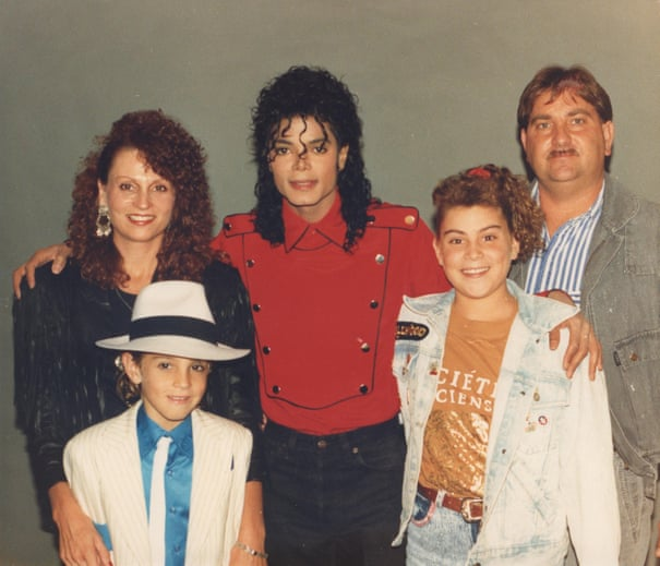 The Michael Jackson accusers: 'The abuse didn't feel strange