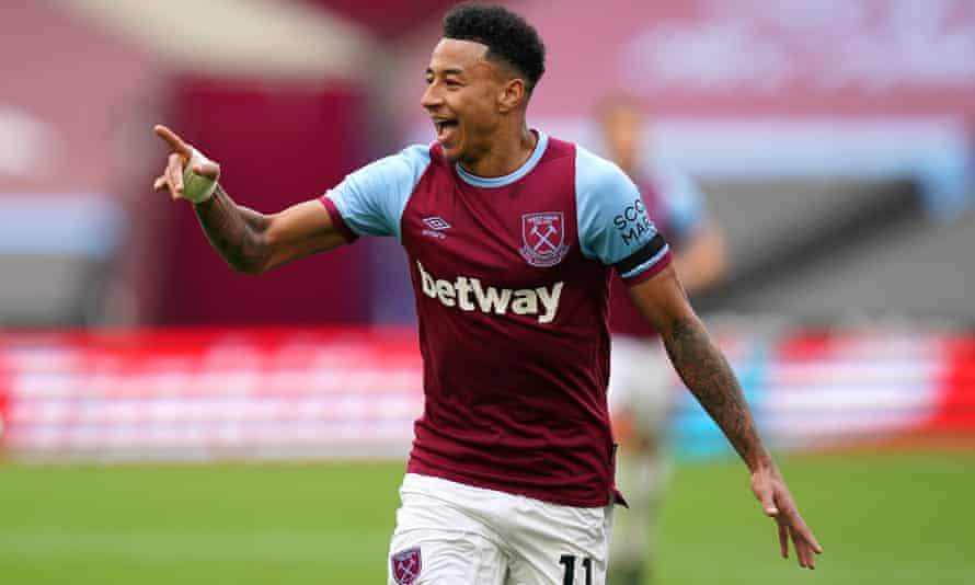 Lingard has been a revelation since joining West Ham in a loan deal