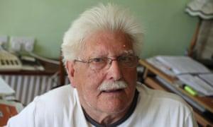 John Catt in 2010
