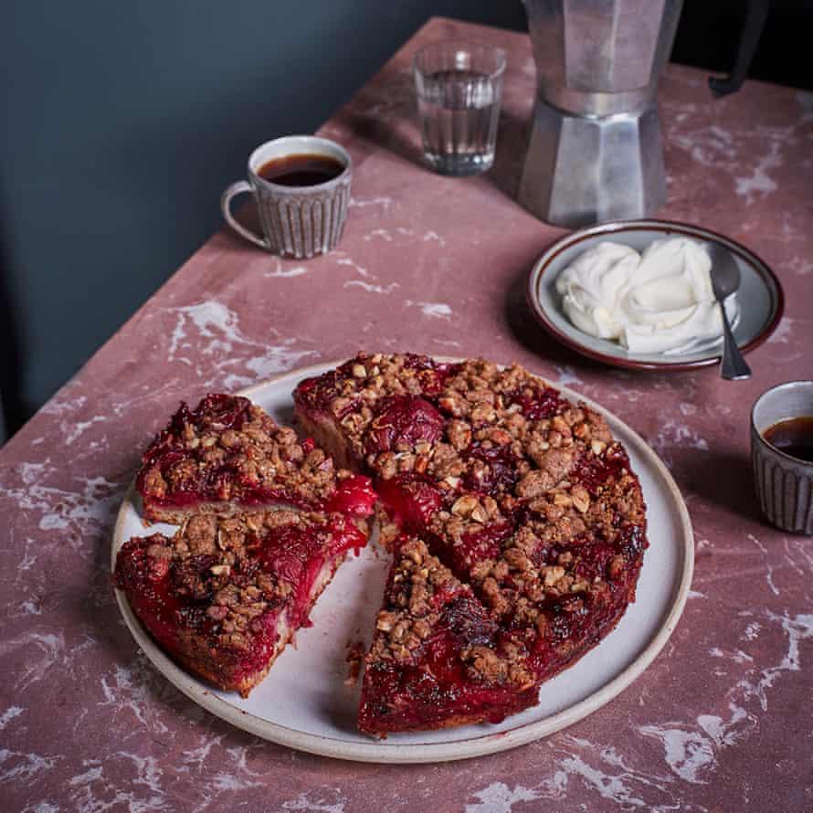 Felicity Cloake's perfect German plum cake