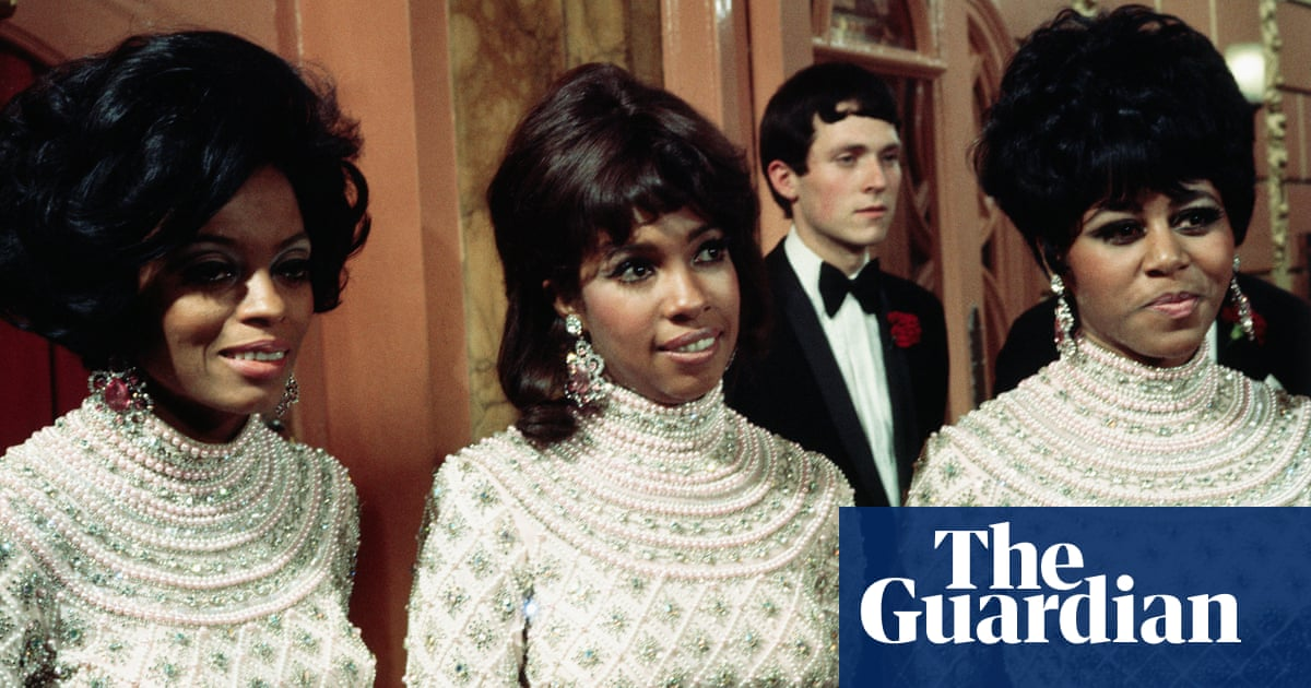 The Supremes' Mary Wilson: 'We were one of the most fabulously dressed girl groups of all time'