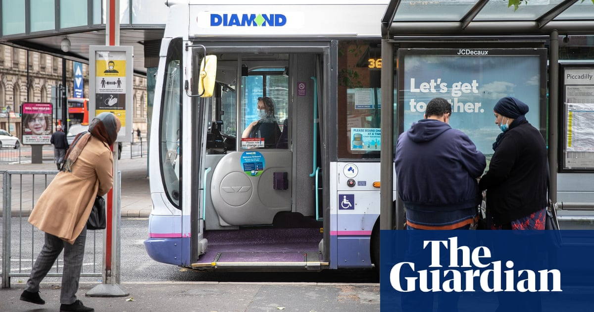 Boris Johnson to unveil £3bn bus sector shake-up to drive 'levelling up'