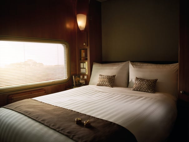 The Ghan expedition – exploring Australia's great 'in