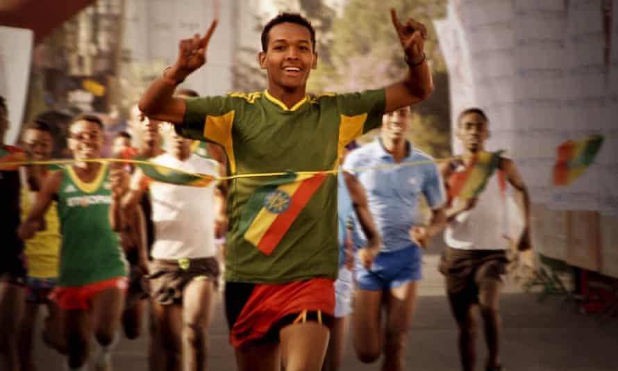 Ashenafi Nigusu in Running Against the Wind