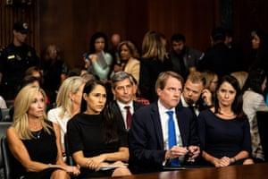 The Senate Judiciary Committee hearing on nomination of Brett Kavanaugh.