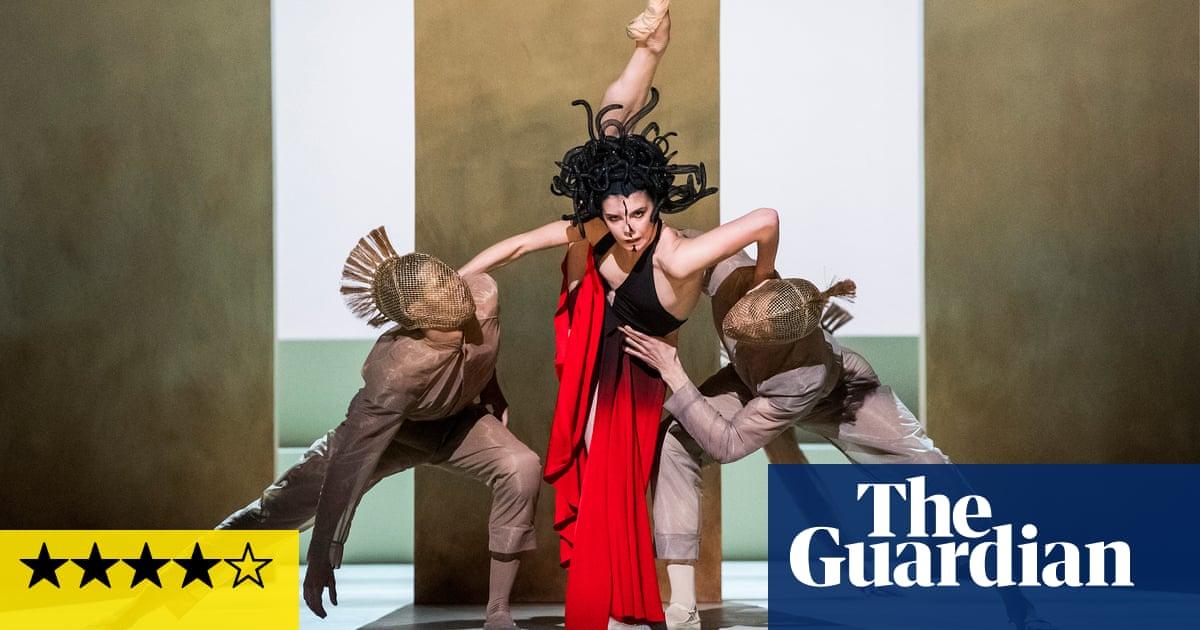 Royal Ballet: Within the Golden Hour / Medusa / Flight