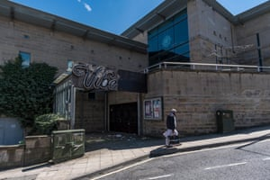 This former night club complex in Bradford will soon be home to the Fountains church, the plans for whcih also include a cafe and a gym.