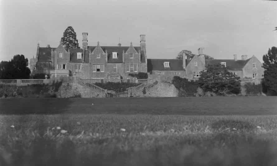 Pinewood school in 1975, the year Richard Beard first attended aged eight.