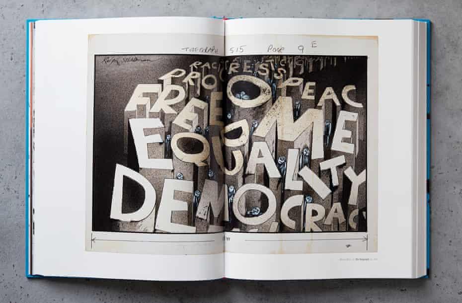 Ralph Steadman - Democracy Maze