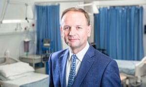 Simon Stevens, chief executive of NHS England