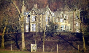 Forest Side hotel in Grasmere, Lake District