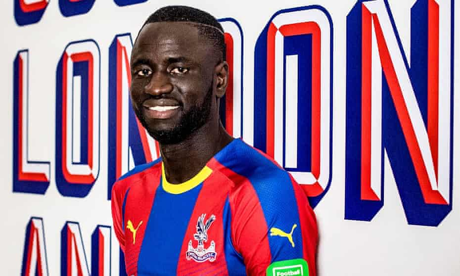 The Senegal midfielder Cheikhou Kouyaté spent four years at West Ham after joining from Anderlecht in 2014.
