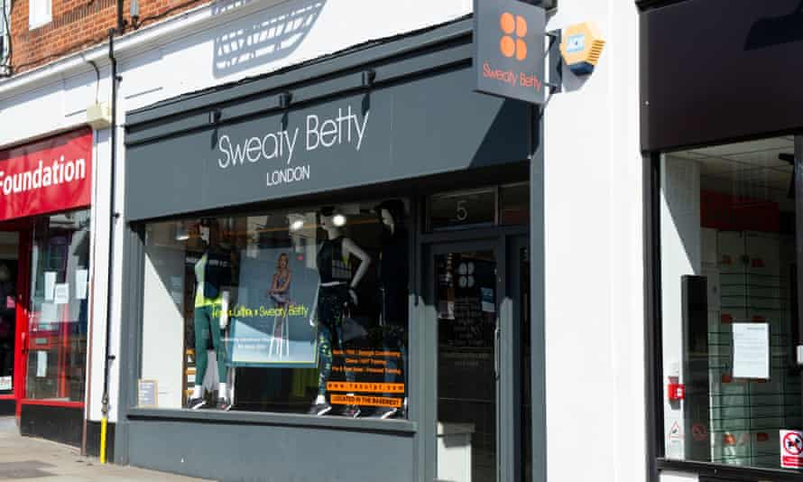 Sweaty Betty was founded by Tamara Hill-Norton in 1998.