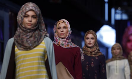 Stylish Cover Up Inside International Modest Fashion Week Fashion The Guardian