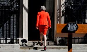 'Brexit had broken May, just as surely as it would break her successor.'