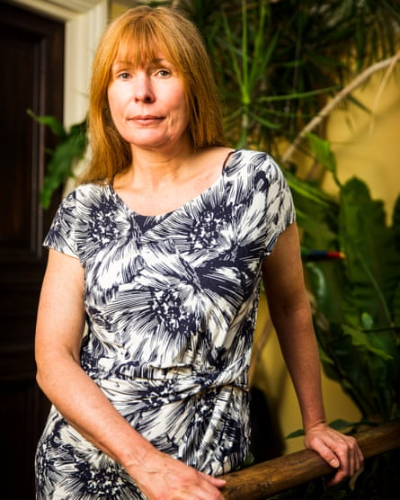 The journalist Clare Rewcastle Brown helped uncover the Malaysian money trail.