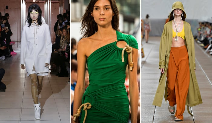 68ad15f387e87 The SS19 takeaway  10 of the most stylish trends from the shows – a photo  essay