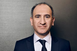 Armando Iannucci on the farce of politics: 'It's just human beings trying to get through the day, and hoping they haven't cocked up'.