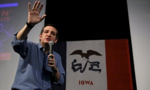 Ted Cruz in Iowa