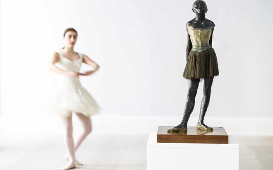 Degas's Petite Danseuse de Quatorze Ans