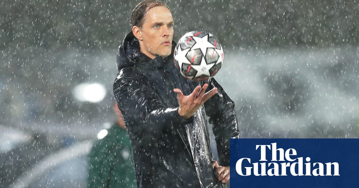 Tuchel in his element as tactical gambit hands advantage to Chelsea | Barney Ronay