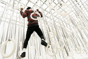 William Forsythe's The Fact of Matter.