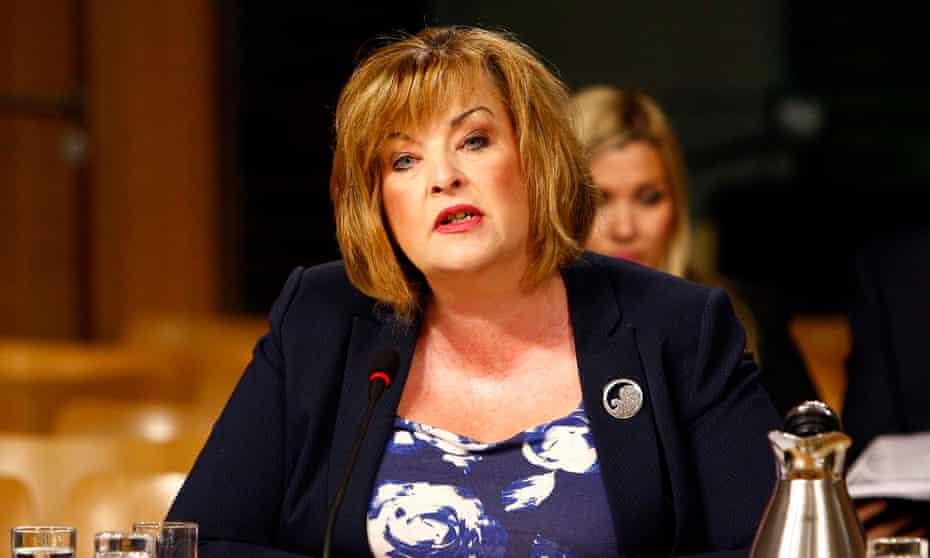 Fiona Hyslop, the Scottish culture secretary