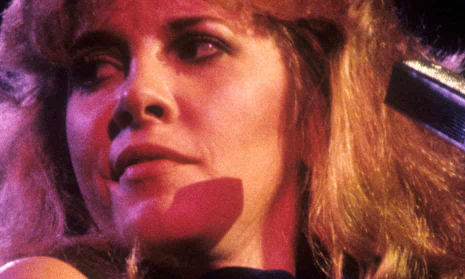'Doing my solo album was the only step I could take to show I still had control' ... Stevie Nicks in 1981 at Oakland Coliseum, California, during her first solo tour.