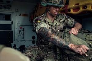 Lance Corporal Josh Pickman, British Army, aged 27