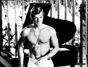 Jean-Paul Belmondo in The Man from Acapulco, 1973