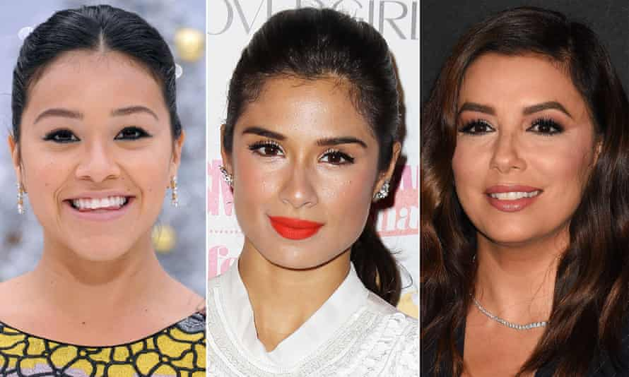 The changing face of Latina TV makers: Gina Rodriguez, Diane Guerrero and Eva Longoria