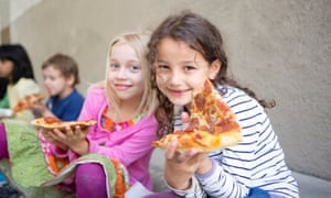 'You can use cake, pizza and oranges to learn about fractions (if, for any reason, you want to eat less than an entire cake or pizza in one sitting).'
