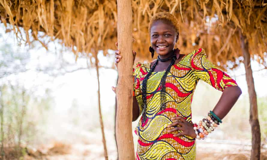 Yacoub had her reign as Nuba beauty queen extended, after the panel felt she needed more time to spread her message.