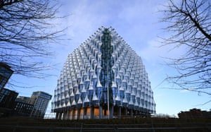 London\'s new US embassy: a very diplomatic America on Thames | Art ...