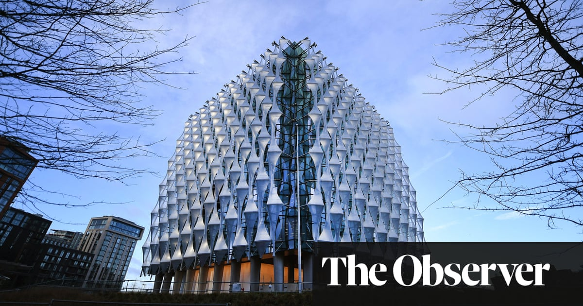London\'s new US embassy: a very diplomatic America on Thames ...