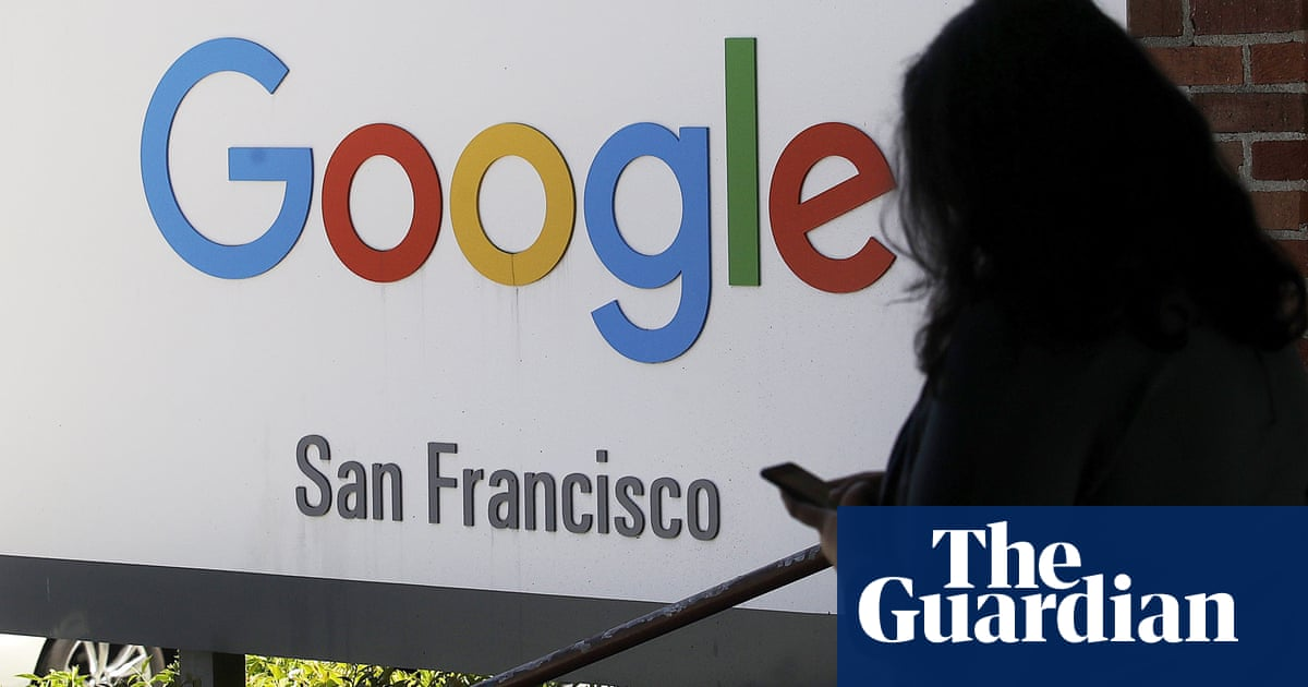 Hundreds of Google employees urge company to resist support for Ice