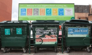 A survey found that local recycling systems collected roughly a third of an estimated 525,000 tonnes of plastic pots, tubs and trays used by British households in 2016-17.