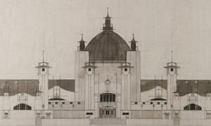 Rennie Mackintosh's International Exhibition design