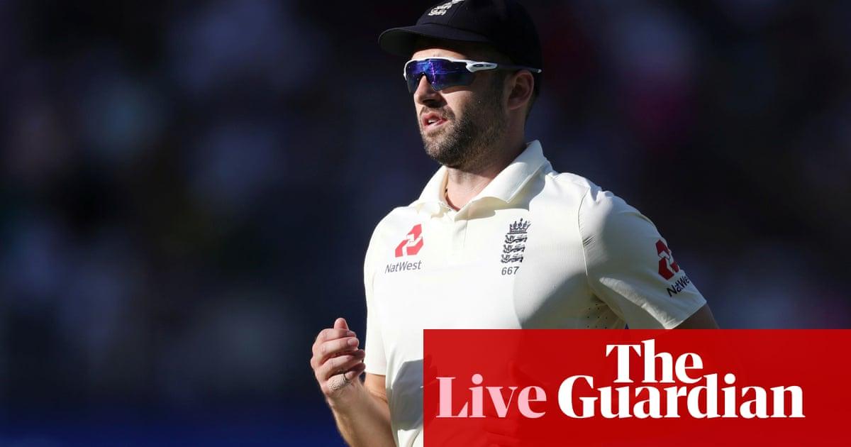 South Africa v England: fourth Test, day three – live!