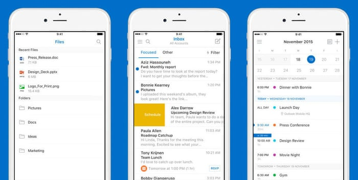 Seven of the best email apps for smartphones | Technology