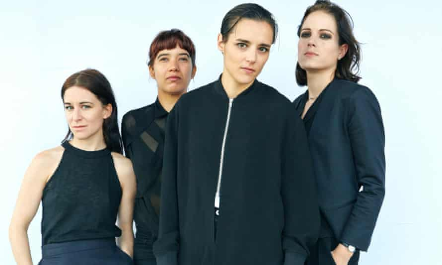 Savages band 2015