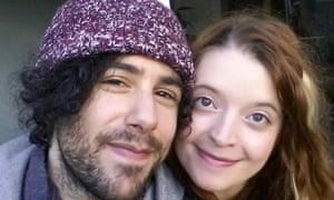 Jake de Souza and his wife, Emma de Souza