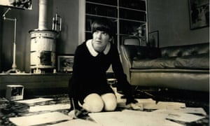 Mary Quant, 'the icon of women's liberation', in 1968.